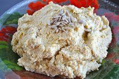 Sunflower Seed Hummus