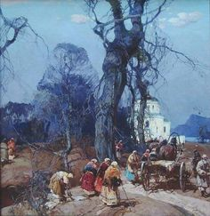 Колесников Степан Фёдорович (1879 - 1955).