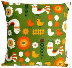 Handmade Cushion- Love Frankie NOTHS