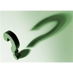 Question everything symbol