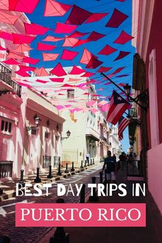 These are a few of the best day trips in Puerto Rico when based in San Juan that you need to plan in your itinerary with a little bit for every type of traveller.