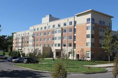 Centennial Hall http://www.bgsu.edu/residence-life/housing-options/centennial-hall.html