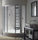 Kohler body spa shower. This will be in my dream home and I will spend a lot of time in it!