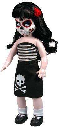 Day of the Dead Living Dead Doll