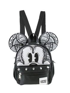 I would die for this backpack Cute Mini Backpacks, Little Backpacks, Girl Backpacks, Stylish Backpacks, Disney Handbags, Disney Purse, Fashion Handbags, Fashion Bags, Mickey Mouse Outfit