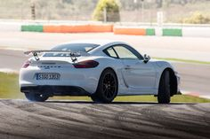 The Porsche Cayman GT4 is the most focused, hardcore Cayman of the range