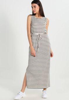 Ichi Kjole IH Stripy Dress Skyway