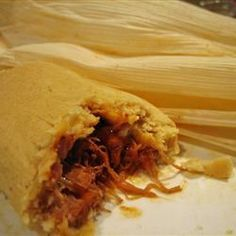 Real Homemade Tamales Allrecipes.com