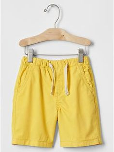 Pull-on shorts   Gap