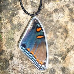 Red Spotted Purple Necklace Purple Necklace, Wings, Butterfly, Pendant Necklace, Red, Jewelry, Jewlery, Jewels, Jewerly
