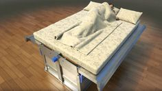 3 Uses of a Mattress in an Earthquake