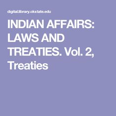 Choctaws, Chickasaws, and negroes, and that no distinction affecting the latter shall at any time be made   http://digital.library.okstate.edu/kappler/Vol2/treaties/cho0918.htm TREATY WITH THE CHOCTAW AND CHICKASAW, 1866.  INDIAN AFFAIRS: LAWS AND TREATIES. Vol. 2, Treaties