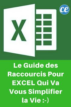 Le Guide des Raccourcis Pour EXCEL Qui Va Vous Simplifier la Vie. Technology Updates, Technology World, Medical Technology, Energy Technology, Technology Gadgets, Microsoft Excel, Microsoft Office, Vba Excel, Nanotechnology