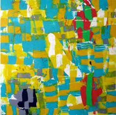 "Saatchi Art Artist: robert tavani; Acrylic 2013 Painting ""Cool Painting"""