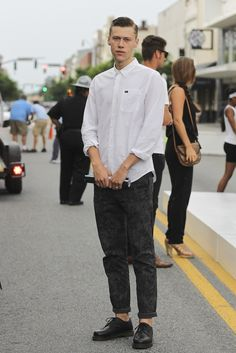 Taste of Savannah: SCAD Fashion 2013…Brian street styling