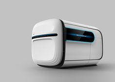 Field effect therapeutic apparatus on Behance