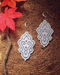Hi guys • New earrings *marshmallow* available for order on Etsy • link in bio • #designbyfelvi