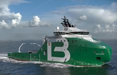 Rolls-Royce is to deliver deck machinery and engines to an arctic Anchor Handling Tug Supply vessel (AHTS) to be built by Vard for Bourbon #Offshore Norway.  #WorkBoat #Setcom
