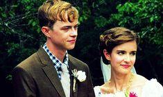 Anna Wood  Dane Dehaan wedding