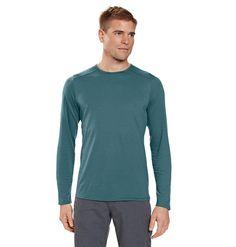 11fa1a290334 Ayre Long Sleeve T-Shirt - Men s Tencel and Organic Cotton Shirt - Nau.