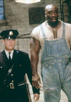 The Green Mile (1999)~ makes me cry everytime