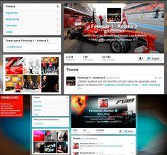 A quién seguir en Twitter el estreno del Mundial 2013 de Fórmula 1: Pilotos, escuderías, periodistas, expertos... #digisport #smsports #f1 #formula1