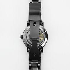 e66612543ce Relógio Winner Automático Black Edition. Relógios