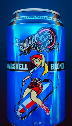 Southern Star Brewing Company: Bombshell Blonde Ale | Conroe, TX