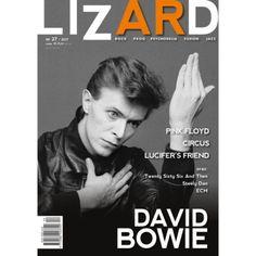 Lizard Magazyn #bowie #davidbowie
