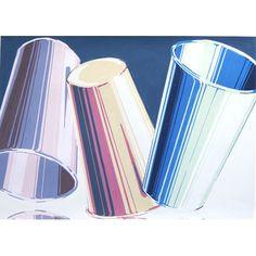 色彩構成:立体デザイン学科