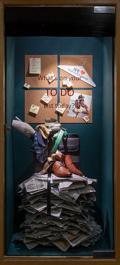 Menswear Window Display 2014 | Flickr - Photo Sharing!