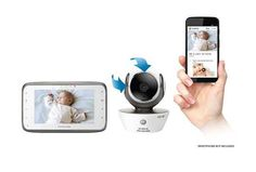 Baby monitor with parent handheld unit and wifi (phone/tablet) of 2015 - this is the only baby monitor with both features.