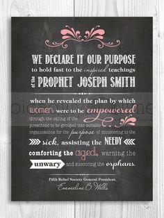 August 2013 Visiting Teaching Message LDS    www.MormonLink.com  #LDS #Mormon #SpreadtheGospel