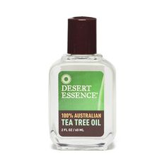 Tea Tree Oil www.theteelieblog.com Organically cultivated on the arid plains of eastern Australia, this leaf-derived essential oil is an abundant source for maintaining healthy, clear skin. Its inherent antiseptic qualities make it suitable for everything from skin care and household cleansing to a therapeutic pedicure treatment. For external use only. #thrivemarket