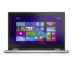 Dell Inspiron 13 7000 Series i7347-7550sLV 13-Inch Convertible Touchscreen Laptop (Intel Core i5 Processor, 8GB RAM)