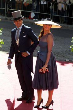 Fran Rivera y Lourdes Montes Kentucky Derby, Stylish Outfits, Cool Outfits, Power Dressing, Royal Ascot, Dress Hats, London Fashion, Women's Fashion, Chic Wedding