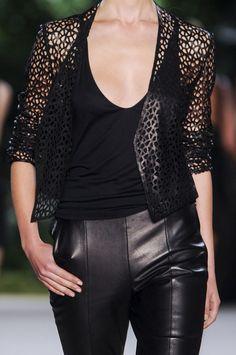 Designs In Leather #DesigninLeather #Leather #Fashion #FashioninLeather #Moda #Fabrics #LeatherFabrics #Textiles #LeatherClothes #LeatherTextiles #RexFabrics #ChicLeather #ModaenLeather #Cuero #TelasdeCueros #TextilesdeCueros