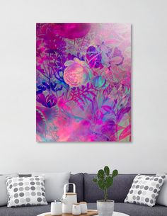 Discover «flowers 10», Numbered Edition Aluminum Print by Justyna Jaszke - From $59 - Curioos