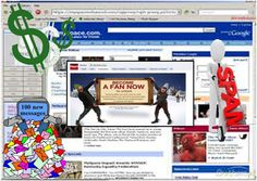 Search Engine Manipulation Articles # 80-SOCIAL NETWORKING SPAM- Social networking sites are increasingly aware of all negative ways and have ton of ways to flag a page or report a spammer. But spammers are increasingly efficient and they find many innovative ways to spam unwary people in social networking circles.