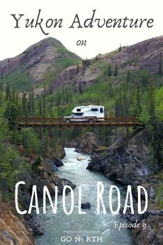 We left the Alaska Highway for our most daring excursion yet - Canol Road! This seasonal dirt Yukon highway is not for the faint of heart. Travel Hack, Rv Travel, Alaska Highway, Off Road Adventure, We The Best, Truck Camper, Rv Life, Top Of The World, Offroad