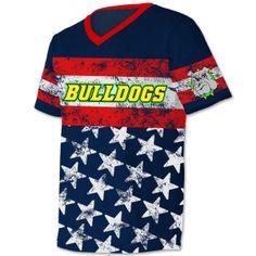 Patriotic Baseball Uniforms - The Perfect Alternate  f6c1f17c3