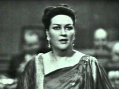 Montserrat Caballé: Anna Bolena - Al dolce guidami  GORGEOUS voice!