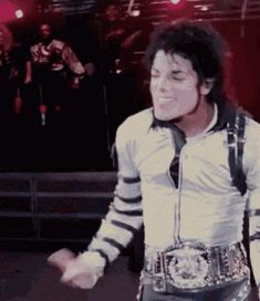 The perfect Michael Jackson Happy Animated GIF for your conversation. Discover and Share the best GIFs on Tenor. Michael Jackson Videos, Michael Jackson Bad Era, The Jackson Five, Janet Jackson, Paris Jackson, I Love Him, Love You, My Love, Michael Fassbender