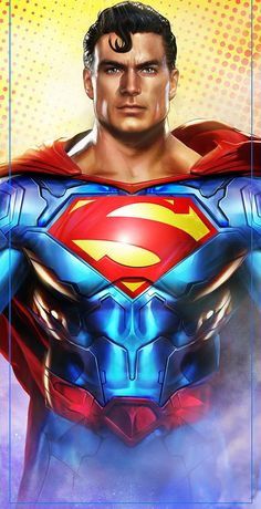 "redskullsmadhouse: ""Superman by Dave Wilkins """