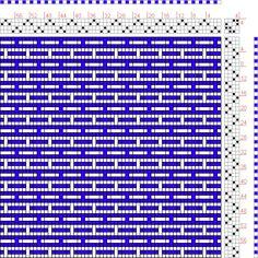 Hand Weaving Draft: Page 163, Figure 1, Orimono soshiki hen [Textile System], Yoshida, Kiju, 4S, 4T - Handweaving.net Hand Weaving and Draft...