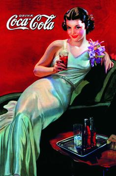 Coca Cola reclame avondjurk, een van mijn favoriete reclames
