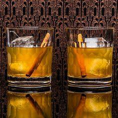 Rye Witch Sherry Cocktail