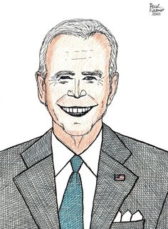 """""""Failure at some point in your life is inevitable, but giving up is unforgivable."""" - Joe Biden ........ Ink on paper, 29,7 x 42 cm ........ ジョー・バイデン Inevitable, Joe Biden, Portraits, Ink, Paper, Head Shots, India Ink, Portrait Photography, Portrait Paintings"""