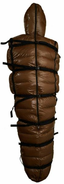 New Parkasite bondage sleeping bag