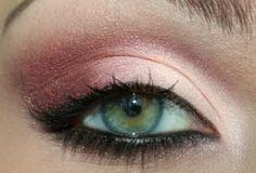 Pink haze eyeshadow